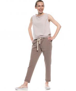 spodnie YOKO beż