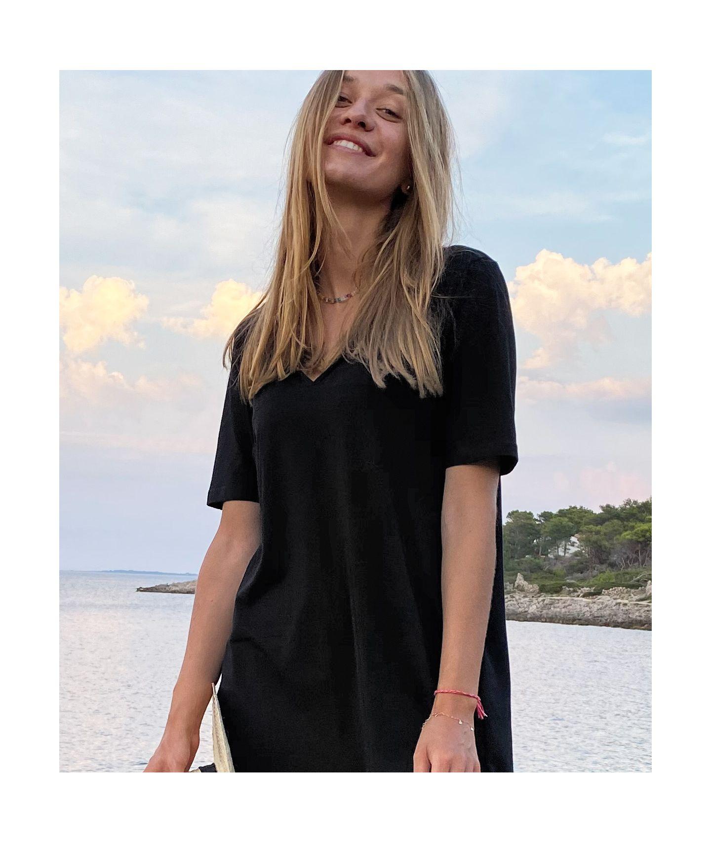 sukienka ROSSIE czarny
