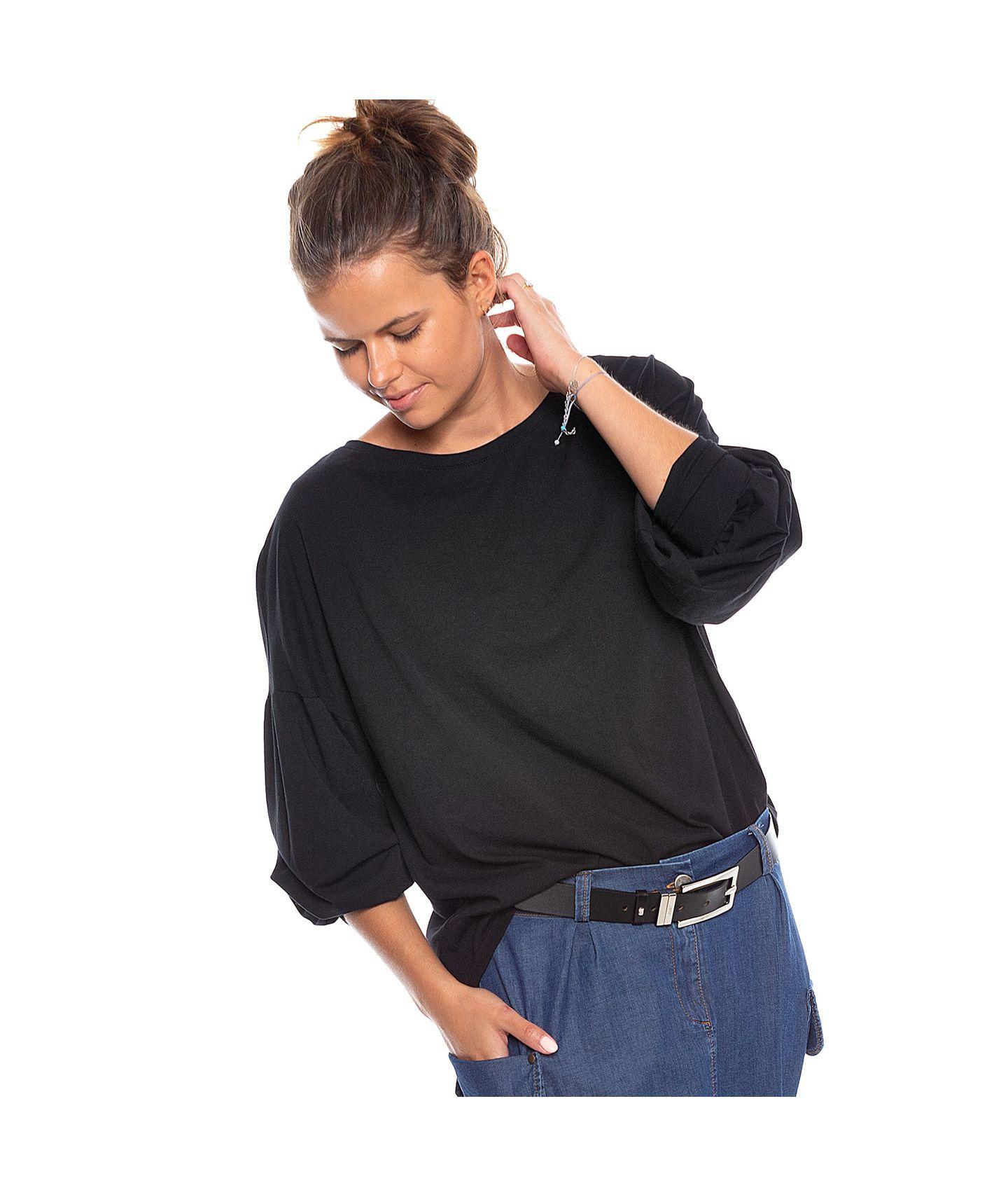 bluzka COCO czarny