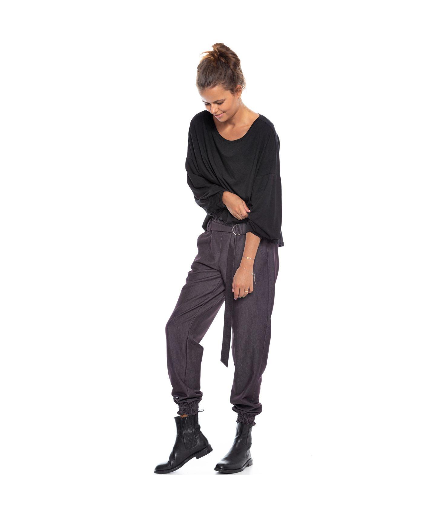 spodnie HANA antracyt