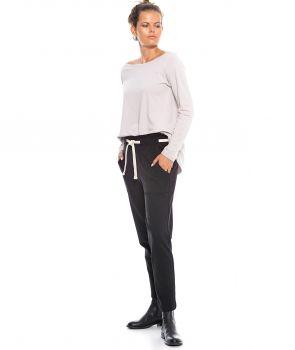 spodnie YOKO czarny