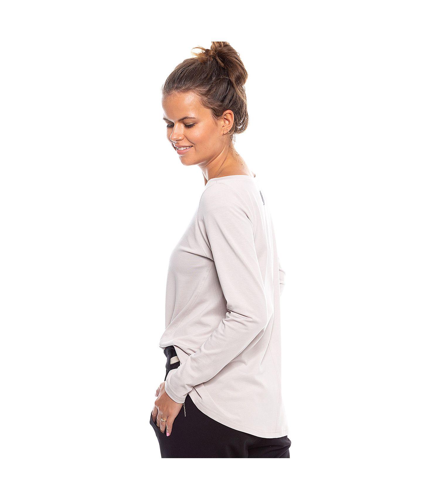 bluzka IZZY 2.0 beżowy