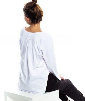 bluzka OLLA biały