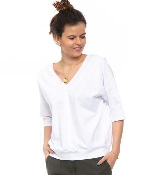 bluzka FLO biały