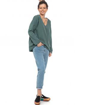 bluzka FADO zielony