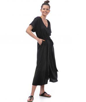 sukienka LIDA czarny
