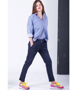 spodnie BASIC NAVY
