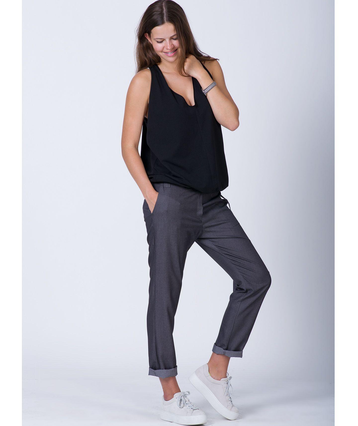 spodnie  GREY STONE