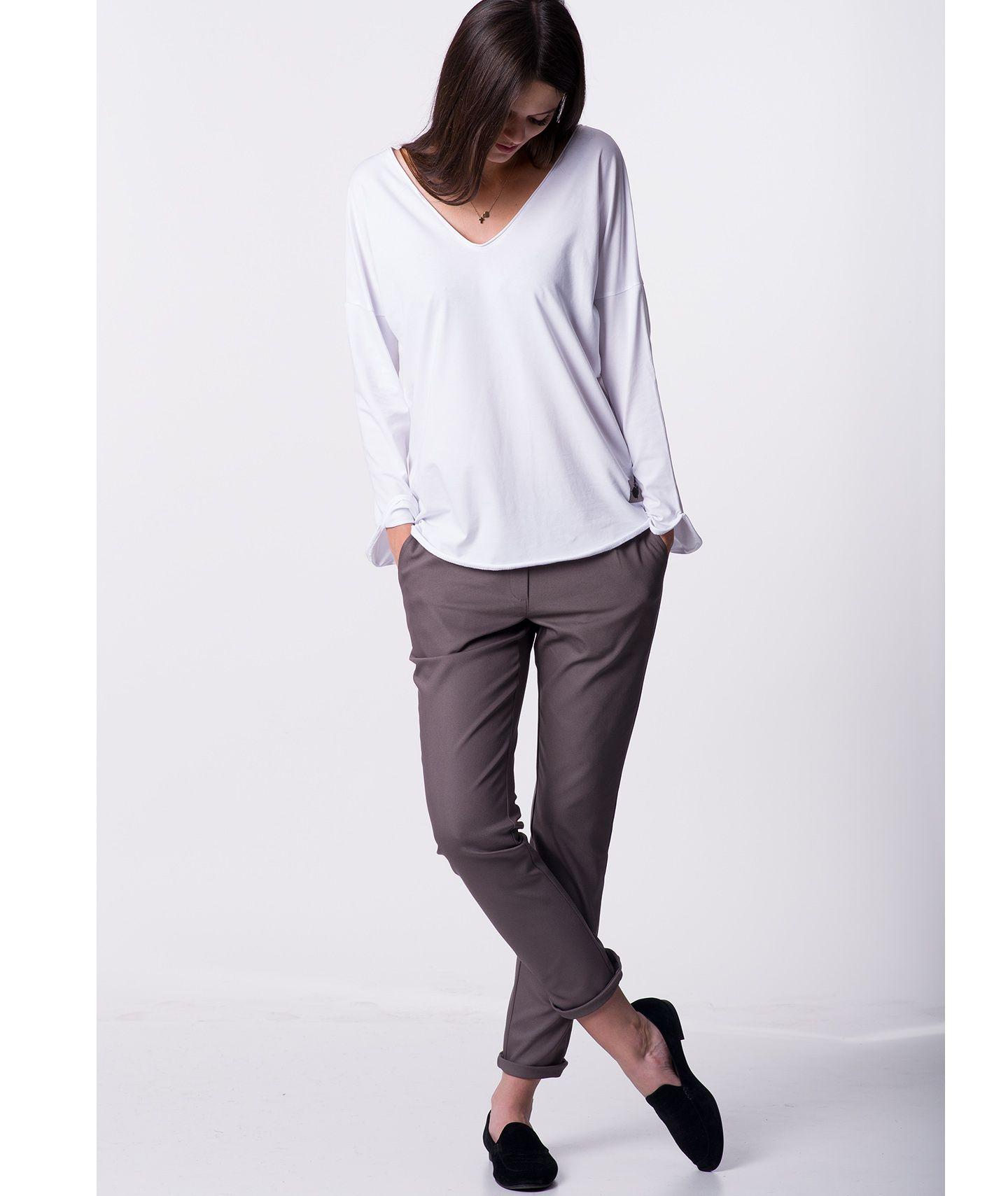 spodnie BASIC SOFT