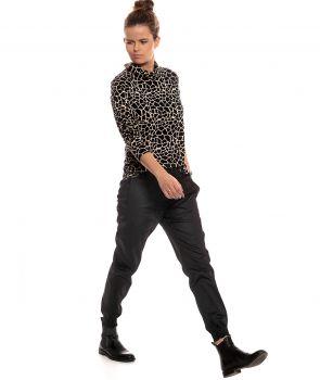 spodnie ERIN blackPANTS