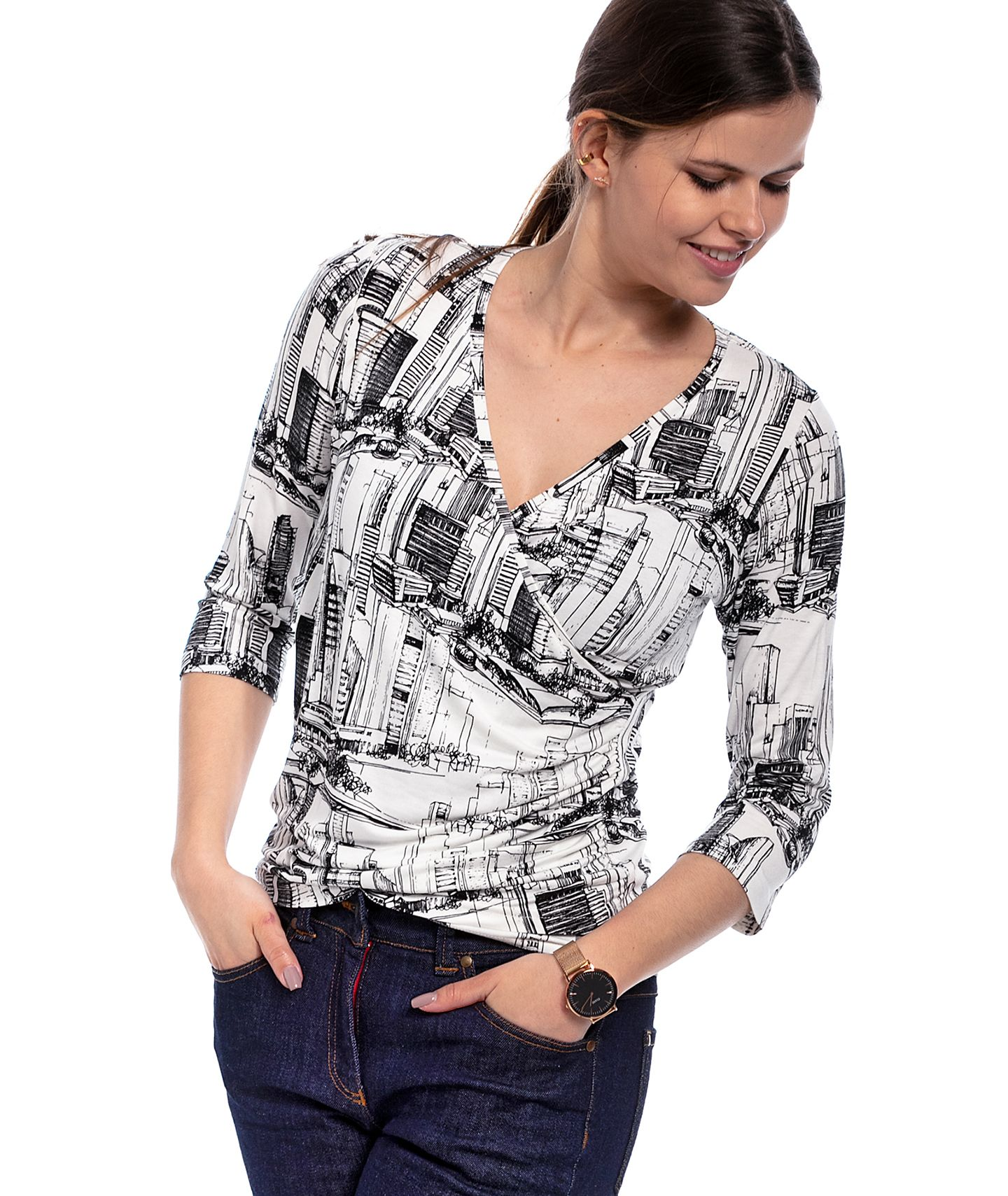 bluzka GIANNA BLOUSE