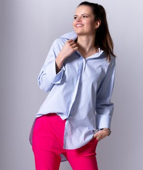 koszula BLUE stripes SHIRT