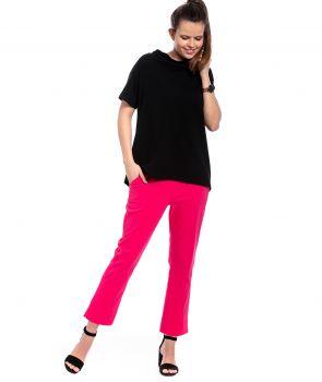 spodnie PANAMA pants fuchsia