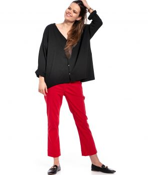 bluzka MARTINI black blouse