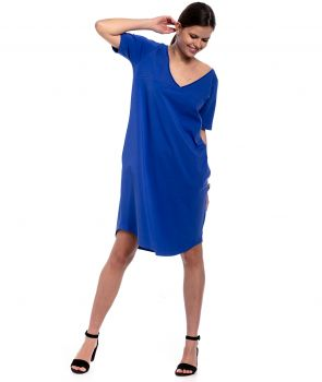 sukienka ROSSIE dress cobalt