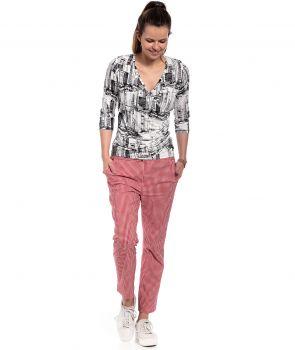 spodnie PANAMA check pants