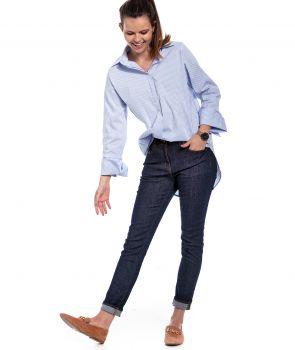 spodnie JEANS classic soft