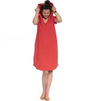 sukienka MOJO arbuzowy