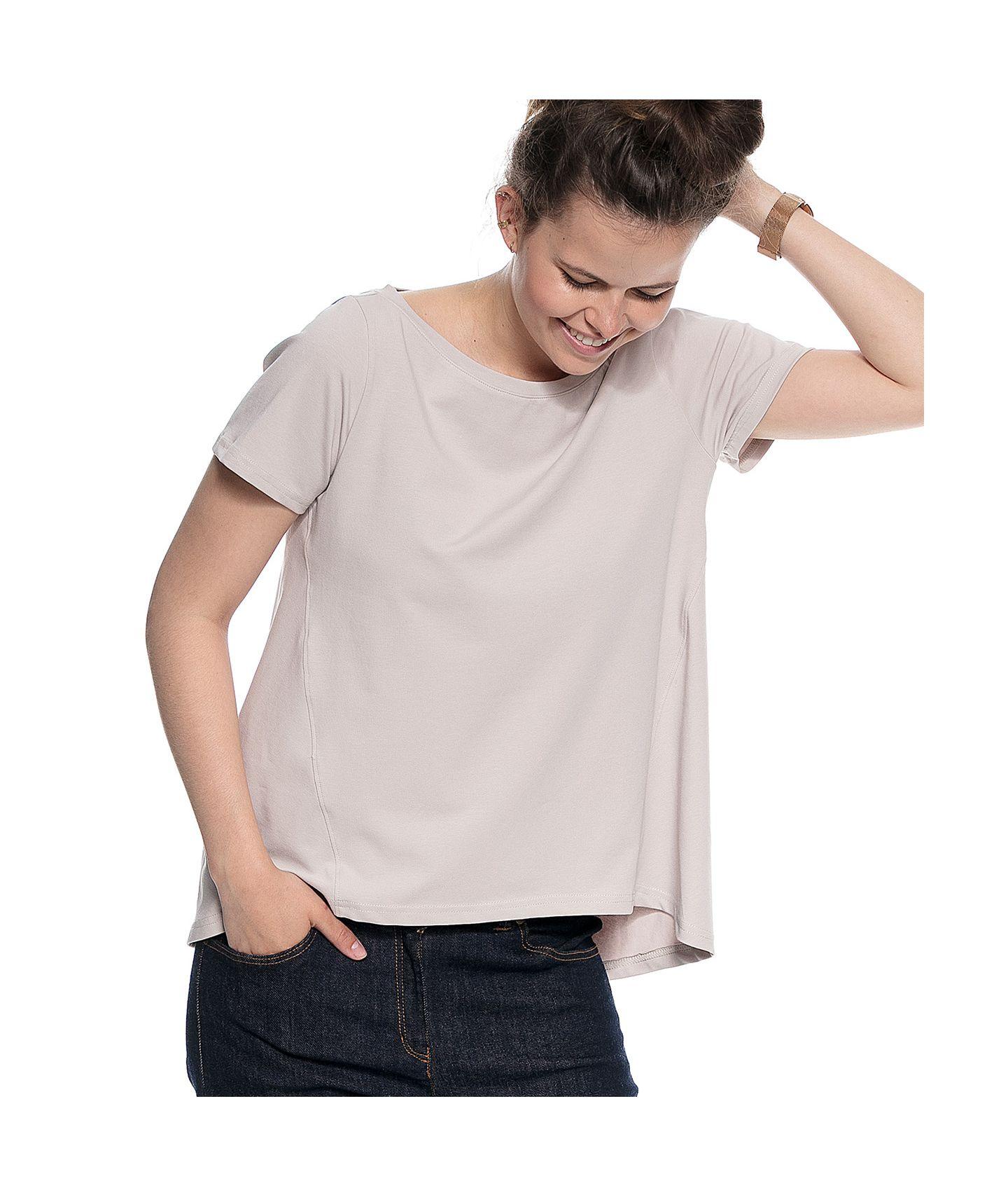 bluzka IZZY beżowy