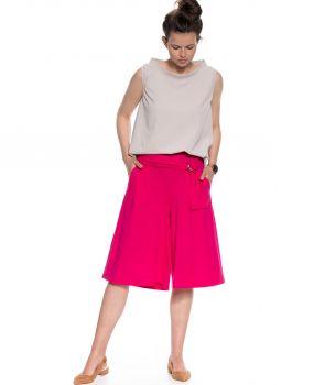 spodnie LIV fuksja