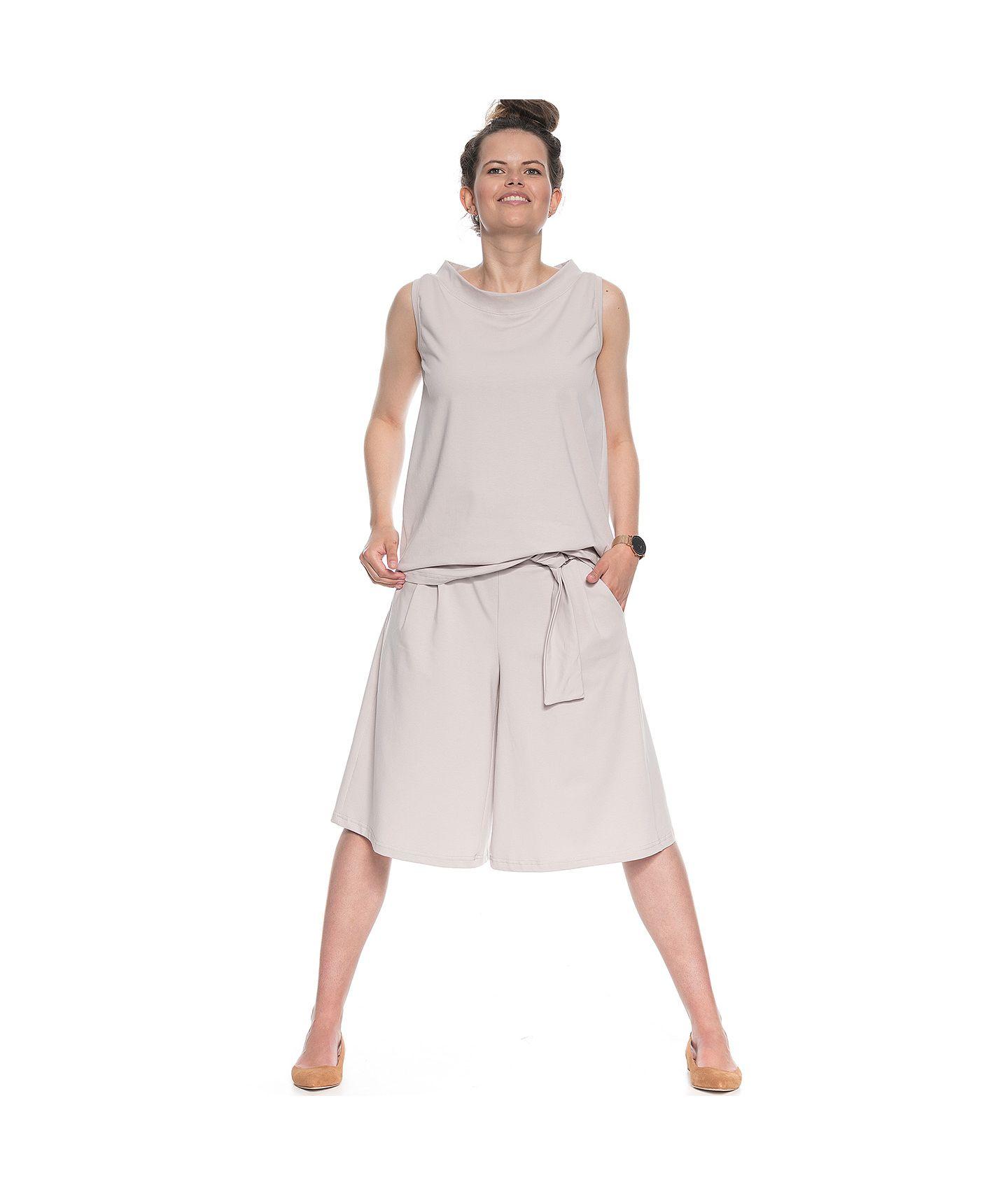 spodnie LIV beżowy