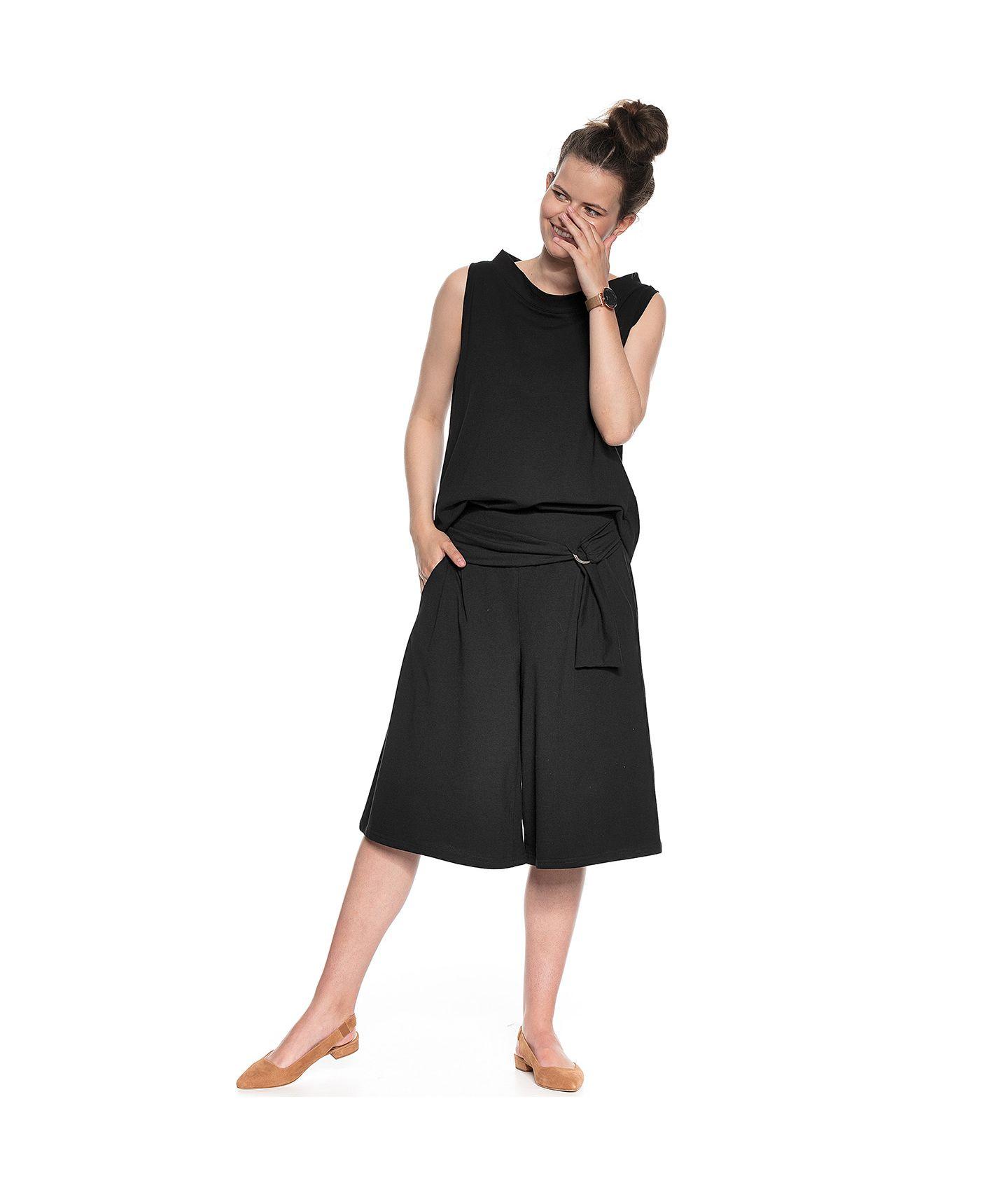 spodnie LIV czarny